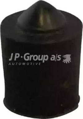 JP Group 1125000400 - Буфер, глушитель autodif.ru