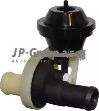 JP Group 1126400100 - Регулирующий клапан охлаждающей жидкости autodif.ru