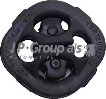 JP Group 1121602900 - Кронштейн, глушитель autodif.ru