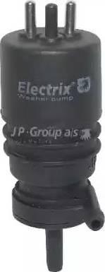 JP Group 1398500200 - Водяной насос, система очистки фар autodif.ru
