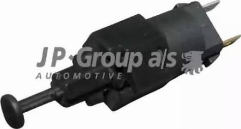 JP Group 1296600200 - Выключатель фонаря сигнала торможения autodif.ru