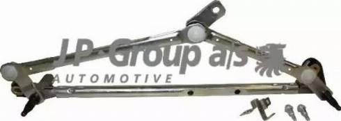 JP Group 1298100300 - Система тяг и рычагов привода стеклоочистителя autodif.ru