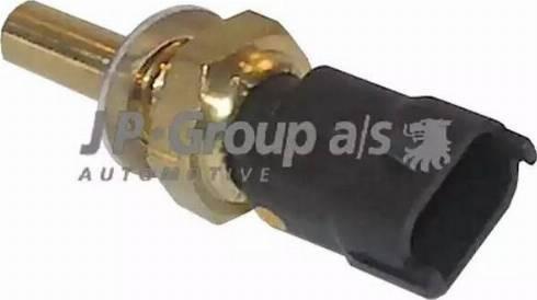 JP Group 1293100500 - Датчик, температура охлаждающей жидкости autodif.ru
