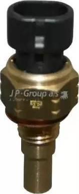 JP Group 1293100100 - Датчик, температура охлаждающей жидкости autodif.ru