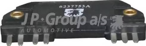JP Group 1292100300 - Блок управления, система зажигания autodif.ru