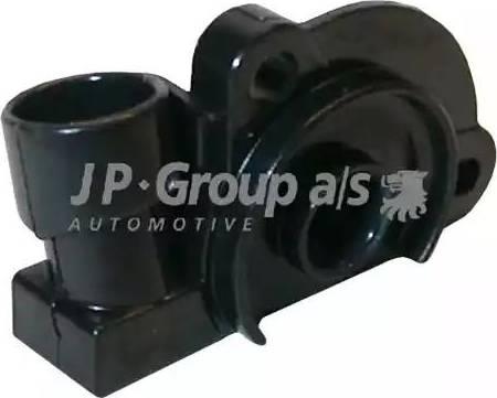 JP Group 1215400200 - Датчик, положение дроссельной заслонки autodif.ru