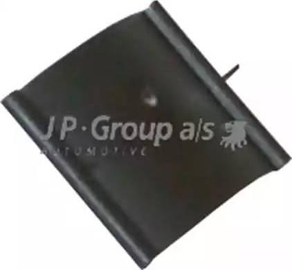 JP Group 1281350100 - Крепёжный элемент, кожух двигателя autodif.ru