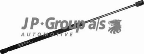 JP Group 1281202400 - Газовая пружина, крышка багажник autodif.ru