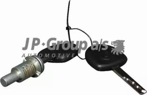 JP Group 1287500700 - Цилиндр замка autodif.ru