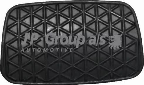 JP Group 1272200100 - Педальные накладка, педаль тормоз autodif.ru