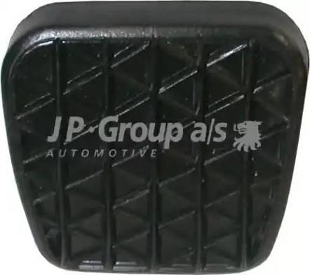 JP Group 1272200200 - Педальные накладка, педаль тормоз autodif.ru