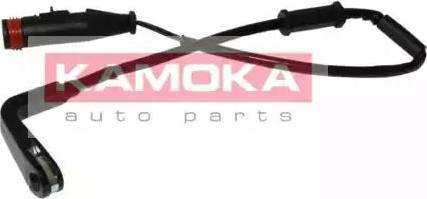 Kamoka 105018 - Сигнализатор, износ тормозных колодок autodif.ru