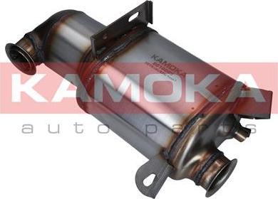 Kamoka 8010009 - Сажевый / частичный фильтр, система выхлопа ОГ autodif.ru