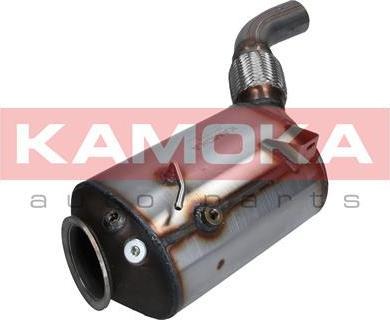 Kamoka 8010002 - Сажевый / частичный фильтр, система выхлопа ОГ autodif.ru