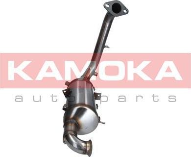 Kamoka 8010015 - Сажевый / частичный фильтр, система выхлопа ОГ autodif.ru