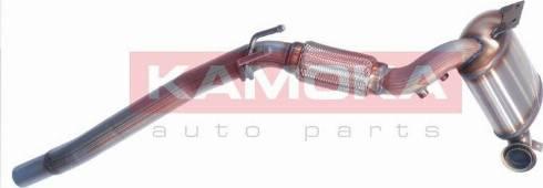 Kamoka 8010031 - Сажевый / частичный фильтр, система выхлопа ОГ autodif.ru
