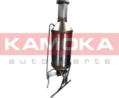 Kamoka 8010027 - Сажевый / частичный фильтр, система выхлопа ОГ autodif.ru