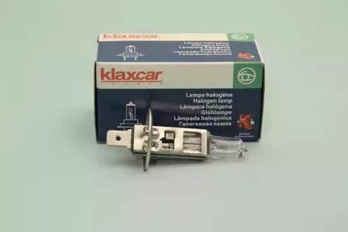 Klaxcar France 86227Z - Лампа накаливания, противотуманная фара autodif.ru