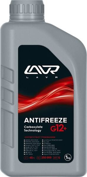 LAVR LN1709 - Антифриз autodif.ru