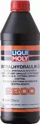 Liqui Moly 3664 - Центральное гидравлическое масло autodif.ru