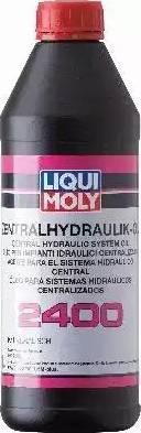 Liqui Moly 3666 - Центральное гидравлическое масло autodif.ru