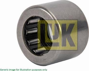 LUK 410000910 - Центрирующий опорный подшипник, система сцепления autodif.ru