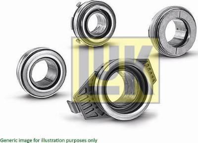 LUK 500 1055 60 - Выжимной подшипник autodif.ru
