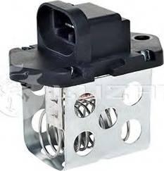 Luzar LFR0969 - Дополнительный резистор, электромотор - вентилятор радиатора autodif.ru