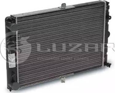 Luzar LRC01082 - Радиатор, охлаждение двигателя autodif.ru