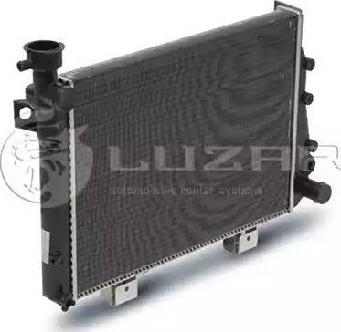 Luzar LRc01070 - Радиатор, охлаждение двигателя autodif.ru
