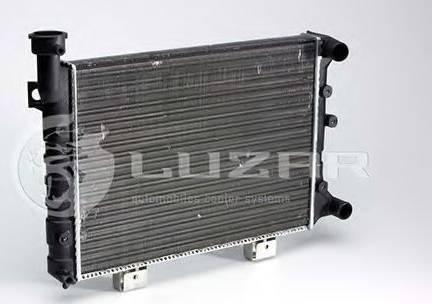 Luzar LRC01073 - Радиатор, охлаждение двигателя autodif.ru