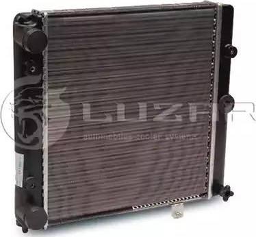 Luzar LRC0111 - Радиатор, охлаждение двигателя autodif.ru