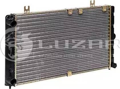 Luzar LRC0118 - Радиатор, охлаждение двигателя autodif.ru