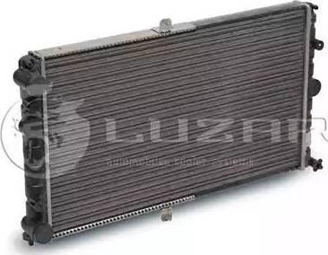 Luzar LRC01120 - Радиатор, охлаждение двигателя autodif.ru