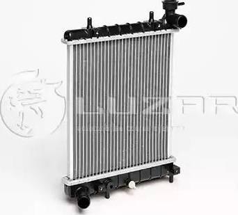 Luzar LRCHUAC94150 - Радиатор, охлаждение двигателя autodif.ru