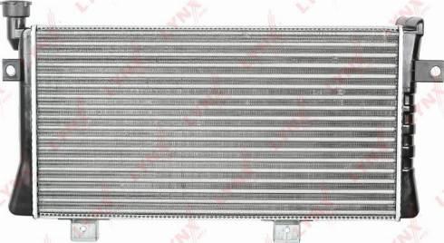 LYNXauto RM-1147 - Радиатор, охлаждение двигателя autodif.ru