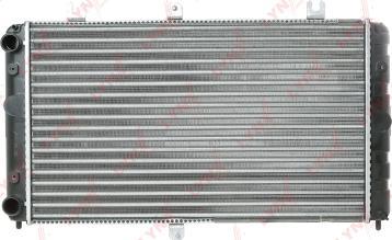 LYNXauto RM1150 - Вентилятор, конденсатор кондиционера autodif.ru
