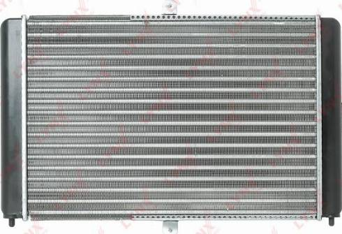 LYNXauto RM-1137 - Радиатор, охлаждение двигателя autodif.ru