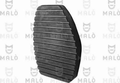 Malò 18310 - Накладка на педаль, педаль сцепления autodif.ru