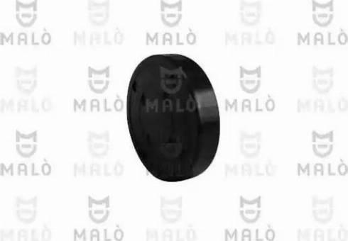 Malò 732020 - Заглушка, ось коромысла-монтажное отверстие autodif.ru