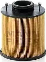 Mann-Filter U6202YKIT - Карбамидный фильтр autodif.ru