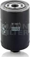 Mann-Filter W9405 - Фильтр, Гидравлическая система привода рабочего оборудования autodif.ru