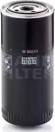 Mann-Filter W96214 - Фильтр, Гидравлическая система привода рабочего оборудования autodif.ru