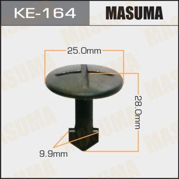 MASUMA KE164 - Защита двигателя / поддона двигателя autodif.ru
