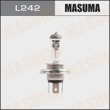 MASUMA L242 - Лампа накаливания, основная фара autodif.ru