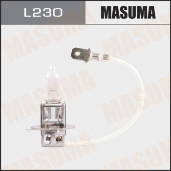 MASUMA L230 - Лампа накаливания, основная фара autodif.ru