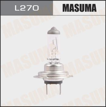 MASUMA L270 - Лампа накаливания, основная фара autodif.ru