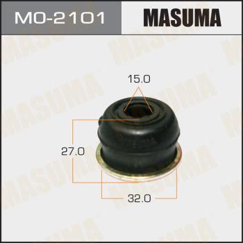 MASUMA MO2101 - Ремкомплект, наконечник поперечной рулевой тяги autodif.ru