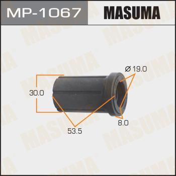 MASUMA MP-1067 - Втулка, листовая рессора autodif.ru