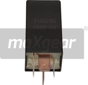 Maxgear 500095 - Блок управления, время накаливания autodif.ru
